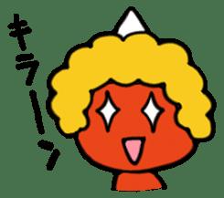 A demon's child,Mela sticker #936567