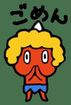 A demon's child,Mela sticker #936570