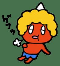A demon's child,Mela sticker #936588