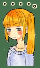 """confeito girl """"brilliant"""" sticker #937052"""