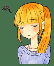 """confeito girl """"brilliant"""" sticker #937056"""