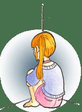 """confeito girl """"brilliant"""" sticker #937058"""