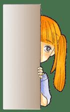 """confeito girl """"brilliant"""" sticker #937066"""