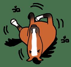 Juri Ogawa's HORSE Stickers sticker #937282