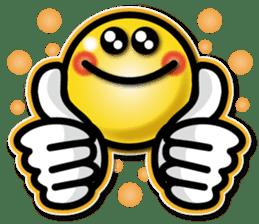 MR.SMILE sticker #937679