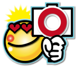 MR.SMILE sticker #937685