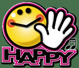 MR.SMILE sticker #937698