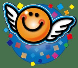 MR.SMILE sticker #937700