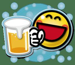 MR.SMILE sticker #937702