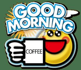 MR.SMILE sticker #937709
