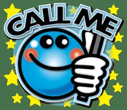 MR.SMILE sticker #937718