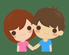 LoveByte Sweethearts sticker #937823