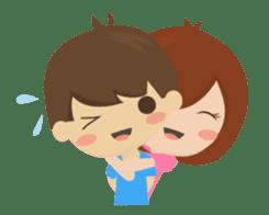 LoveByte Sweethearts sticker #937826