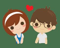 LoveByte Sweethearts sticker #937827