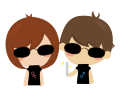 LoveByte Sweethearts sticker #937828