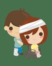 LoveByte Sweethearts sticker #937836