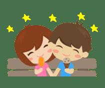 LoveByte Sweethearts sticker #937837