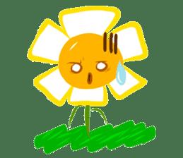 Little Flower Mi sticker #938239