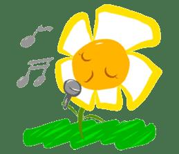 Little Flower Mi sticker #938242