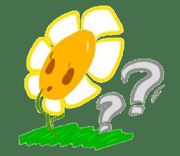 Little Flower Mi sticker #938246