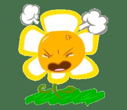 Little Flower Mi sticker #938248