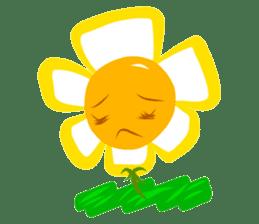 Little Flower Mi sticker #938249