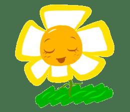 Little Flower Mi sticker #938255