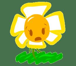 Little Flower Mi sticker #938260