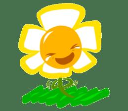 Little Flower Mi sticker #938261
