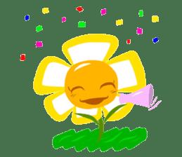 Little Flower Mi sticker #938262
