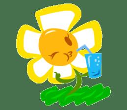 Little Flower Mi sticker #938264
