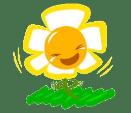 Little Flower Mi sticker #938269