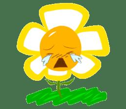 Little Flower Mi sticker #938276
