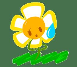Little Flower Mi sticker #938277