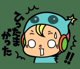 Kagoshima sticker #939056