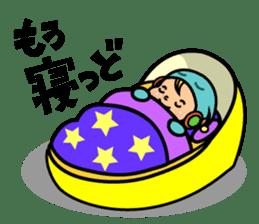 Kagoshima sticker #939068