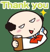 Fancy Dad[English] sticker #939285