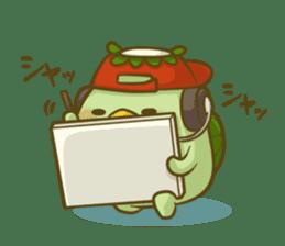 Turn of 'Kappa-san' sticker #941048