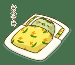 Turn of 'Kappa-san' sticker #941054