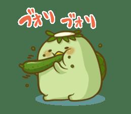 Turn of 'Kappa-san' sticker #941055