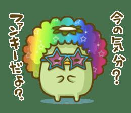 Turn of 'Kappa-san' sticker #941059