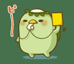 Turn of 'Kappa-san' sticker #941077