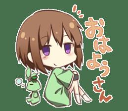 Let's talk in Kansai dialect! sticker #942375