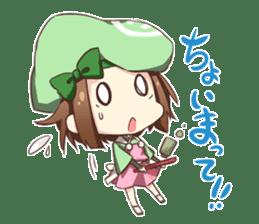 Let's talk in Kansai dialect! sticker #942382