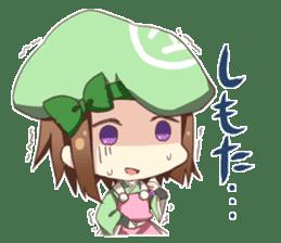 Let's talk in Kansai dialect! sticker #942404