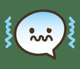 Express EXACT feelings sticker #942545