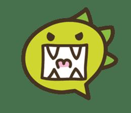 Express EXACT feelings sticker #942565