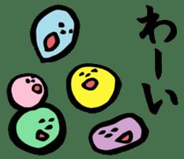 "Japanese ""Shodou"" Stickers sticker #944178"