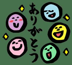 "Japanese ""Shodou"" Stickers sticker #944179"