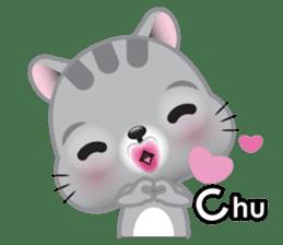 Mimi, The Cat sticker #944409